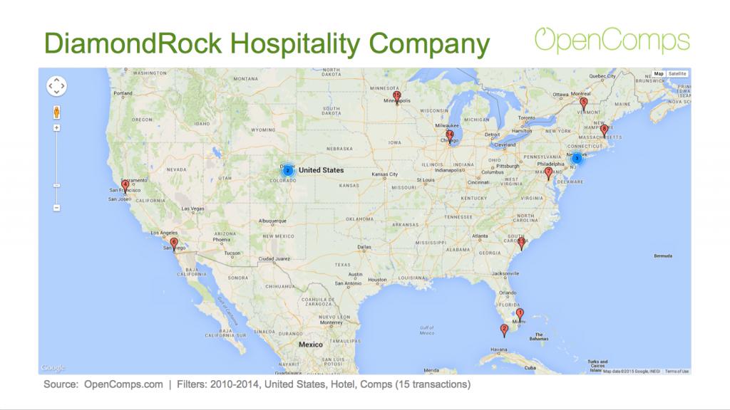 2010-2014 DiamondRock Hospitality Company